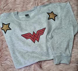 Felpa Wonder Woman