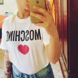 Tshirt cuoricino