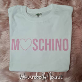 Tshirt Pink love
