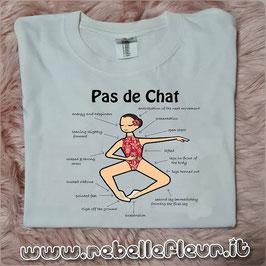 Tshirt Pas de chat bimba