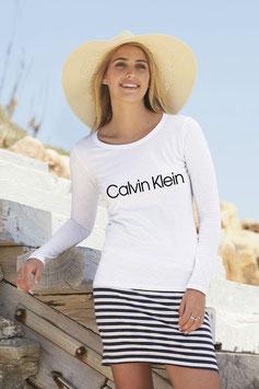 Maglietta attillata CK