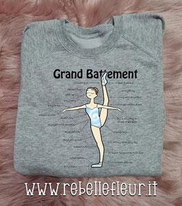 Felpa Grand Battement Bimba