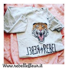 Felpa Tigre Rebel