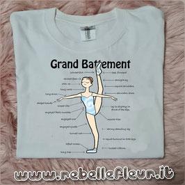Tshirt Grand Battement bimba
