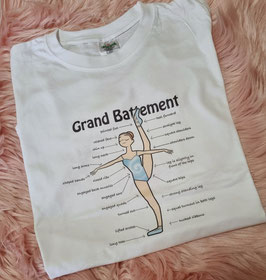 Tshirt Grand Battement