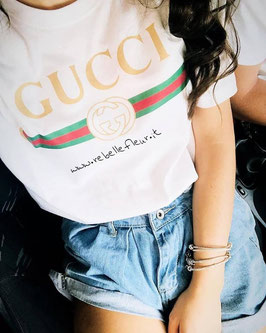 Tshirt Italy Gold