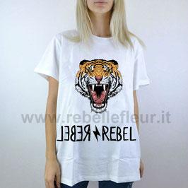 Tshirt Tigre Rebel