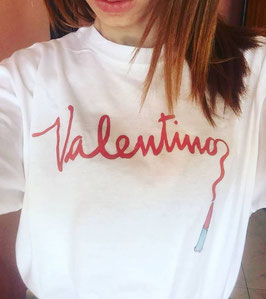 Tshirt Rossetto Rosso