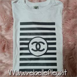 Tshirt logo tondo