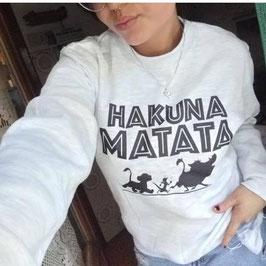 Felpa Hakuna MAtata