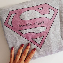 Felpa supergirl