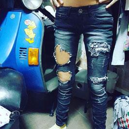 Jeans nero USA