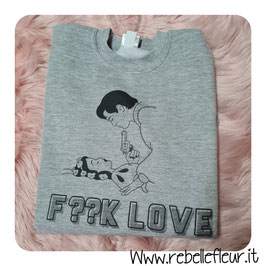 Felpa F**k Love