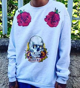 Felpa Mexican Skull