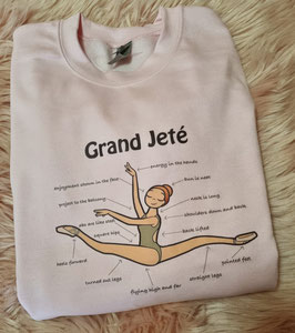 Felpa Grand Jeté