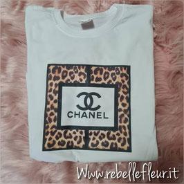 Tshirt Leopard