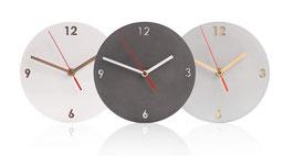 Beton-Uhr