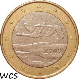 Finland 1 Euro 1999-2006 KM#104