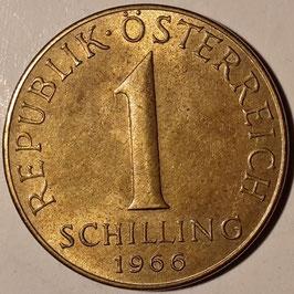 Austria 1 Schilling 1959-2001 KM#2886