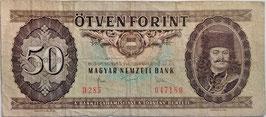 Hungary 50 Forint 10.11.1983 P.170f F