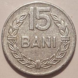 Romania 15 Bani 1975 KM#93