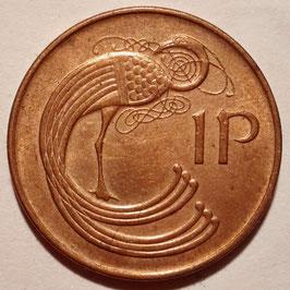 Ireland 1 Penny 1988-2000 KM#20a