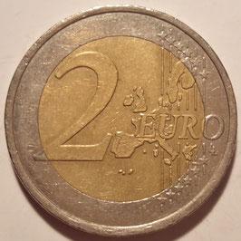 France 2 Euros 1999-2006 KM#1289