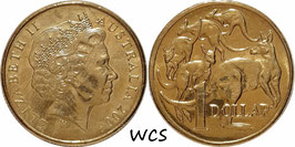 Australia 1 Dollar 2006 KM#489 UNC-