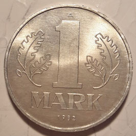 GDR 1 Mark 1973-1990 KM#35.2