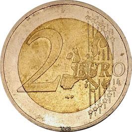 Germany 2 Euro 2002-2006 KM#214