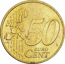 Germany 50 Cent 2002-2006 KM#212