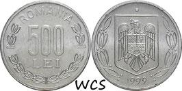 Romania 500 Lei 1999-2006 KM#145