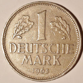 Germany 1 Mark 1950-2001 KM#110