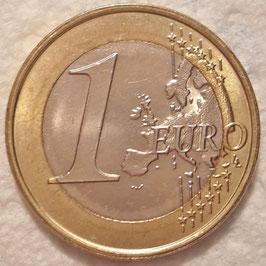 Malta 1 Euro 2008-Date KM#131