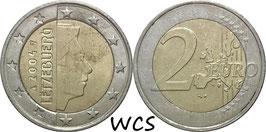 Luxembourg 2 Euro 2002-2006 KM#82