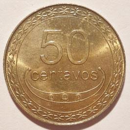 East Timor 50 Centavos 2003-2013 KM#5