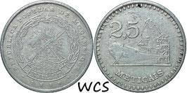 Mozambique 2½ Meticais 1980-1986 KM#100