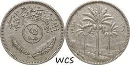 Iraq 25 Fils 1969-1981 KM#127