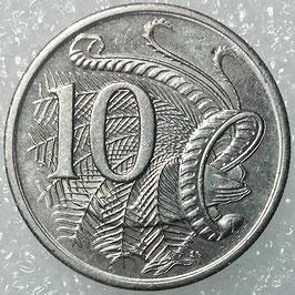 Australia 10 Cents 1999-Date KM#402