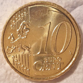 Malta 10 Cents 2008-Date KM#128