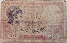 France 5 France 26.10.1939 P.83 G