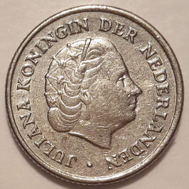 Netherlands 10 Cents 1950-1980 KM#182