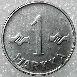 Finland 1 Markka 1952-1953 KM#36
