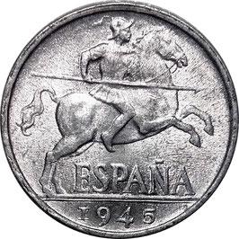 Spain 10 Centimos 1940-1953 KM#766