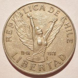 Chile 5 Pesos 1976-1980 KM#209