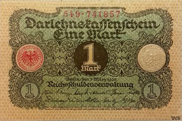Germany 1 Mark 01.03.1920 Ro 64