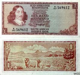 South Africa 1 Rand 1973-1975 P.116B