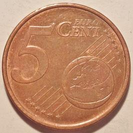 Spain 5 Cents 2010-2017 KM#1146
