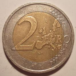Netherlands 2 Euro 1999-2006 KM#241