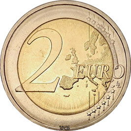 Germany 2 Euro 2008-Date KM#258
